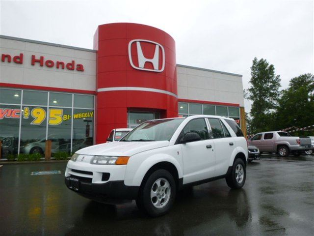 2003 SATURN VUE Premium**Moonroof-AWD-Great Condition** in Courtenay, British Columbia