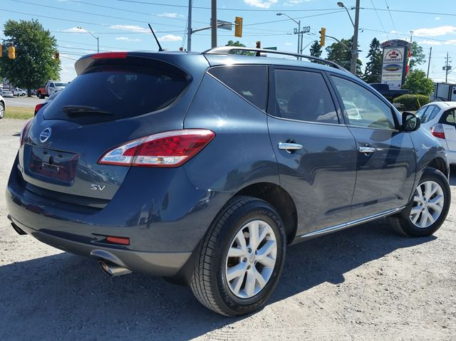 2013 nissan murano sv awd w heated seats pwr group pano roof rear cam cambridge ontario car. Black Bedroom Furniture Sets. Home Design Ideas