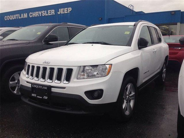 2013 jeep compass north 4wd no accidents alloy wheels. Black Bedroom Furniture Sets. Home Design Ideas