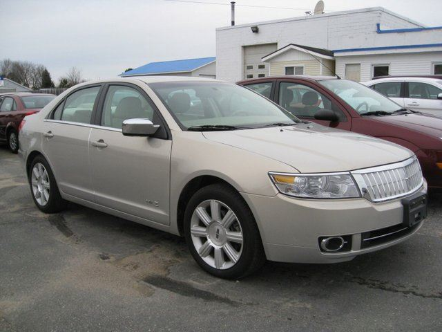 2009 Lincoln Mkz Fwd Silver Northern Ford Wheels Ca