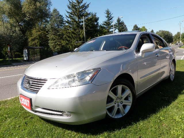 2007 lexus es 350 premium package silver mr automotives corp. Black Bedroom Furniture Sets. Home Design Ideas