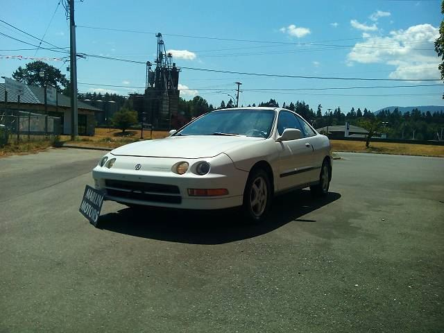 Acura Integra LS Coupe Koksilah British Columbia Car For - 1995 acura integra for sale