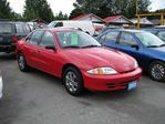 2002 Chevrolet Cavalier Sedan in Koksilah, British Columbia