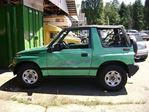 1995 Geo Tracker Convertible 4WD in Koksilah, British Columbia