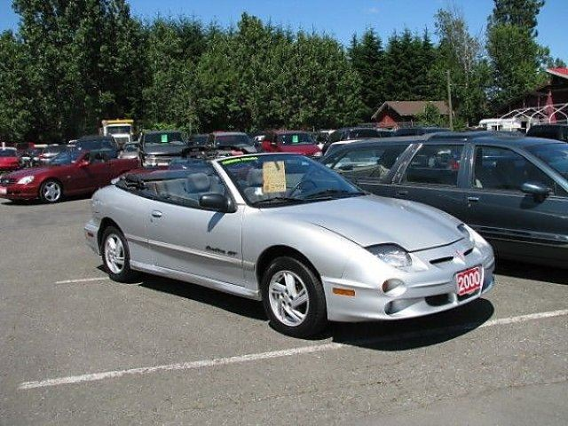 Car For Sale Pontiac Sunfire: Service Unavailable