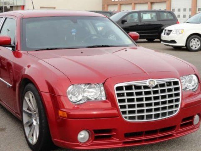 2008 chrysler 300 srt8 red lethbridge dodge. Black Bedroom Furniture Sets. Home Design Ideas