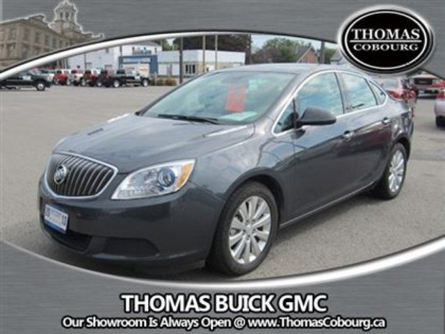 2013 buick verano low kms save big silver thomas buick. Black Bedroom Furniture Sets. Home Design Ideas