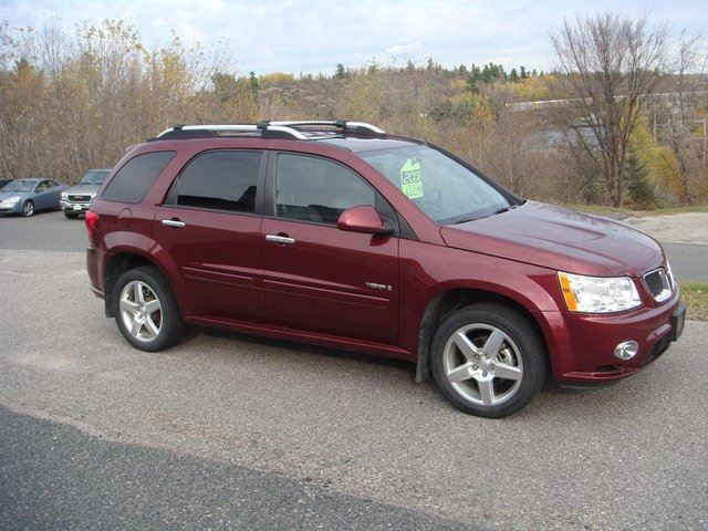 2008 Pontiac Torrent GXP in Kenora, Ontario
