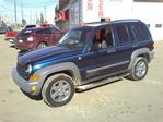 2005 Jeep Liberty SPORT in Edmonton, Alberta
