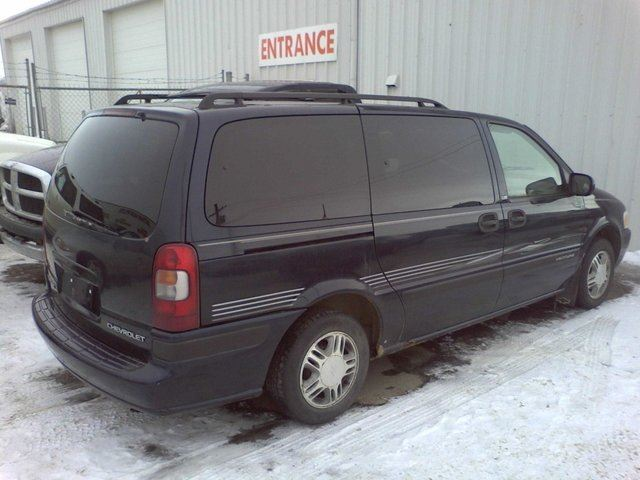 2001 Chevrolet Venture VALUE VAN SWB in Edmonton, Alberta
