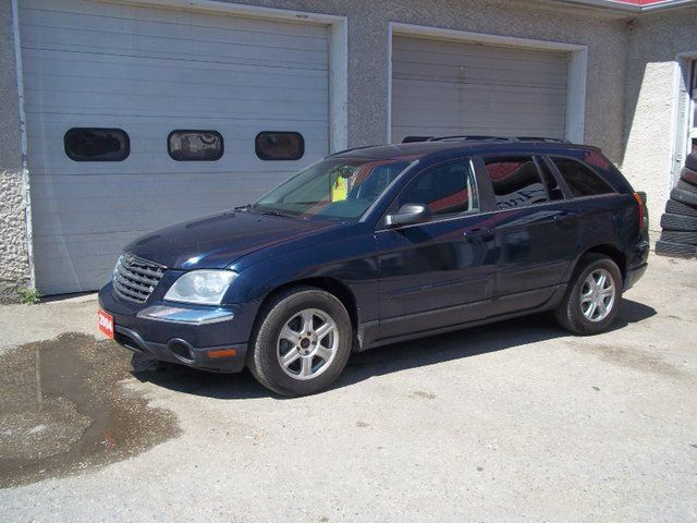 2004 chrysler pacifica base 4dr front wheel drive winnipeg manitoba. Cars Review. Best American Auto & Cars Review