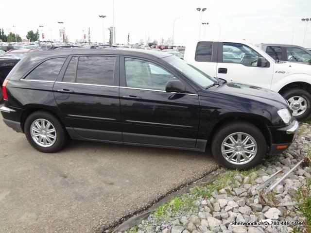 2007 chrysler pacifica touring sherwood park alberta used car for. Cars Review. Best American Auto & Cars Review