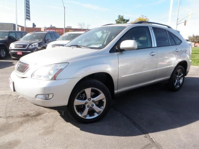 2008 lexus rx 350 brampton ontario used car for sale 1396319. Black Bedroom Furniture Sets. Home Design Ideas