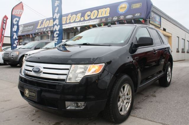 2008 ford edge sel awd toronto ontario used car for for Ford edge motor oil type