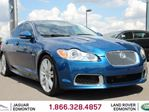 2010 Jaguar XF XFR - LOCAL EDMONTON TRADE IN   NO ACCIDENT CLAIMS   VERY LOW KMS   2 SETS OF RIMS AND TIRES INCLUDED   HEATED/COOLED SEATS   BOWERS AND WILKINS AUDIO   20 INCH NEVIS WHEELS   NAVIGATION   BACK UP CAMERA   PARKING SENSORS   HEATED STEERING WHEEL   BL in Edmonton, Alberta