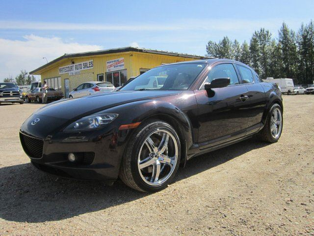 2005 mazda rx 8 special edition 4dr coupe red whitecourt. Black Bedroom Furniture Sets. Home Design Ideas