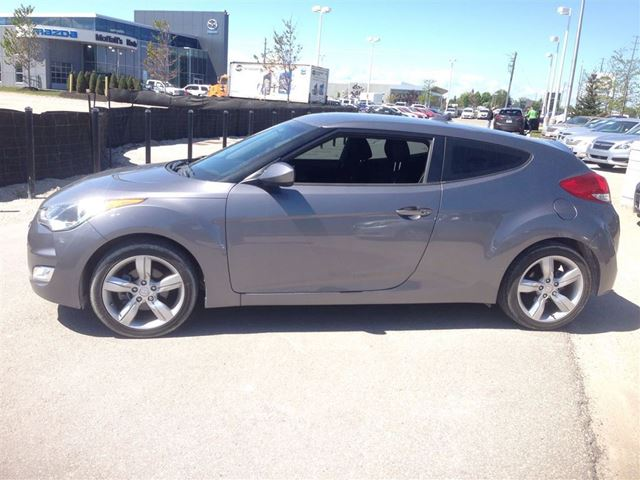 2013 hyundai veloster barrie ontario used car for sale 1412300. Black Bedroom Furniture Sets. Home Design Ideas