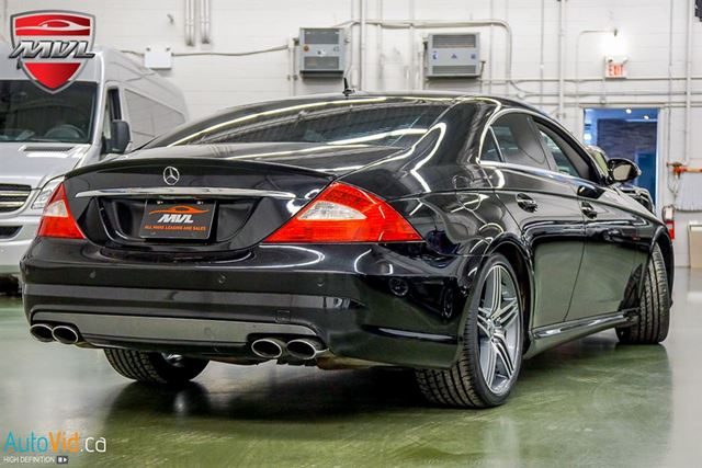 2007 mercedes benz cls class cls63 amg oakville ontario. Black Bedroom Furniture Sets. Home Design Ideas