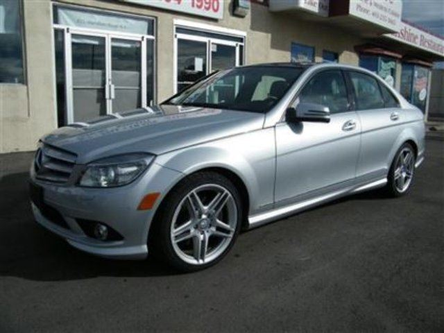 2010 mercedes benz c class c350 4matic amg navi pano roof for 2010 mercedes benz c300 price