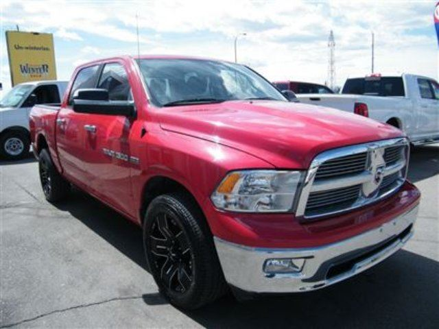 2012 dodge ram 1500 slt crewcab 4x4 5 7l hemi calgary. Black Bedroom Furniture Sets. Home Design Ideas