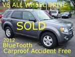 2012 Ford Escape XLT V6 AWD BlueTooth $14995 in Hamilton, Ontario
