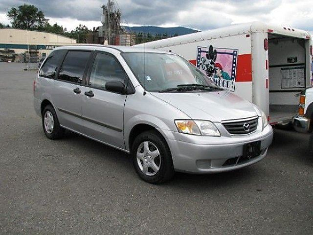 2001 MAZDA MPV DX in Koksilah, British Columbia