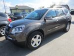 2008 GMC Acadia LOADED SLT EDITION 7 PASSENGER ALL WHEEL DRIVE.. CAPTAINS.. 3RD ROW.. LEATHER.. in Bradford, Ontario
