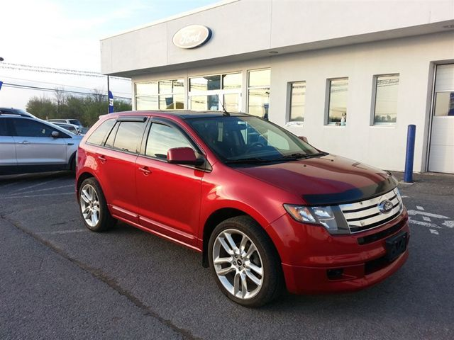 2010 ford edge sport manotick ontario used car for sale. Black Bedroom Furniture Sets. Home Design Ideas