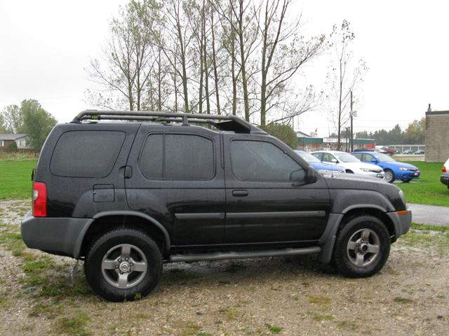 2003 nissan xterra se black stratford subaru. Black Bedroom Furniture Sets. Home Design Ideas