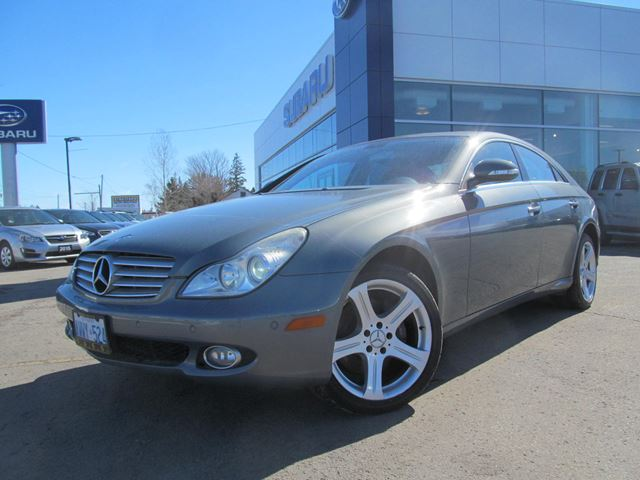 2006 mercedes benz cls500 blue stratford subaru. Black Bedroom Furniture Sets. Home Design Ideas