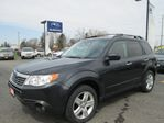 2009 Subaru Forester LIMITED PACKAGE in Stratford, Ontario