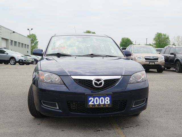 2008 mazda mazda3 i sport 4 door stratford ontario used car for sale 1433359. Black Bedroom Furniture Sets. Home Design Ideas