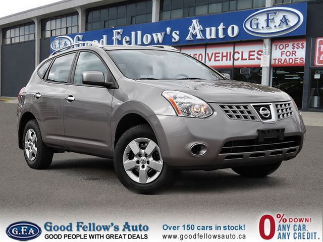 2010 nissan rogue awd all wheel drive north york ontario used car for sale 1432395. Black Bedroom Furniture Sets. Home Design Ideas
