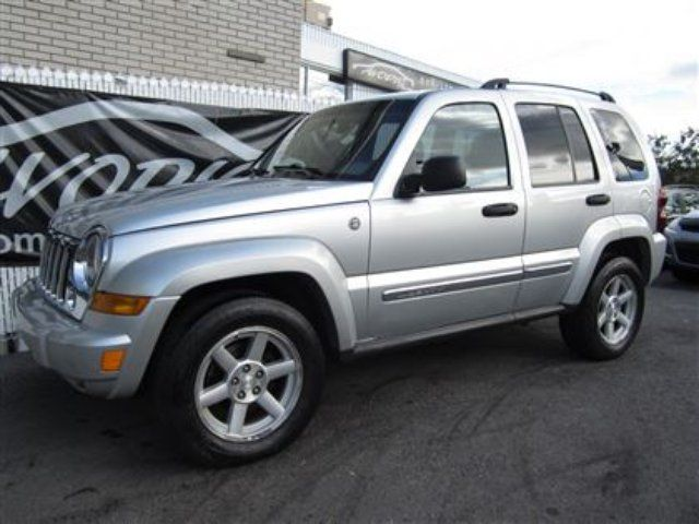 2006 Jeep Liberty Limited Montreal Quebec Used Car For Sale