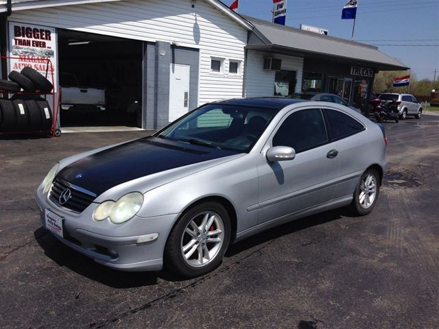 2002 mercedes benz c class sport traded special silver for 2002 mercedes benz c class
