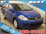 2009 Nissan Versa Bought and Service here + two sets of tires in Red Deer, Alberta