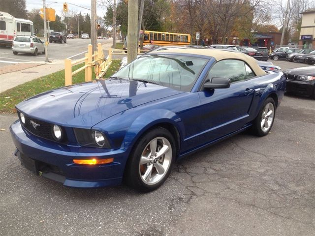 2007 Ford Mustang Gt Ottawa Ontario Used Car For Sale