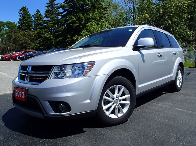 2013 dodge journey sxt port hope ontario car for sale 1449540. Black Bedroom Furniture Sets. Home Design Ideas