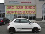 2012 Fiat 500 Abarth TOIT CUIR in Saint-Jerome, Quebec