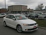 2011 Volkswagen Jetta TDI HIGHLINE NAVIGATION  LEATHER  ROOF in Scarborough, Ontario