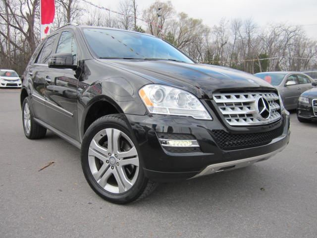 2011 MERCEDES-BENZ M-Class ML350 BlueTEC in Stittsville, Ontario