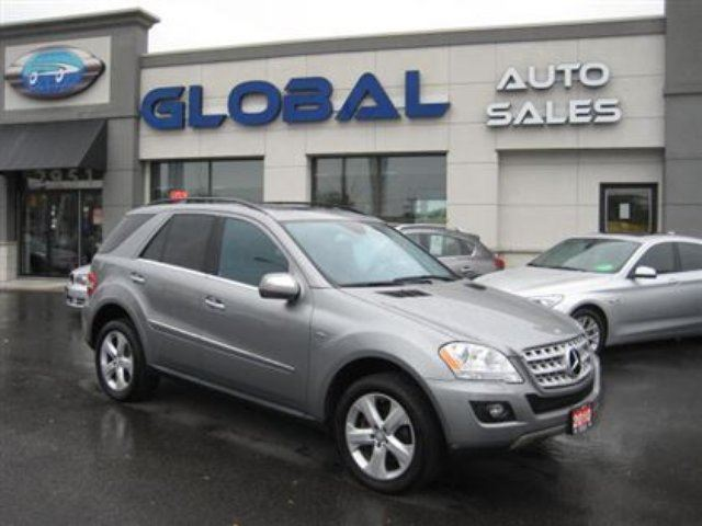 2010 mercedes benz m class ml350 bluetec 4matic bi for 2010 mercedes benz ml350 bluetec 4matic
