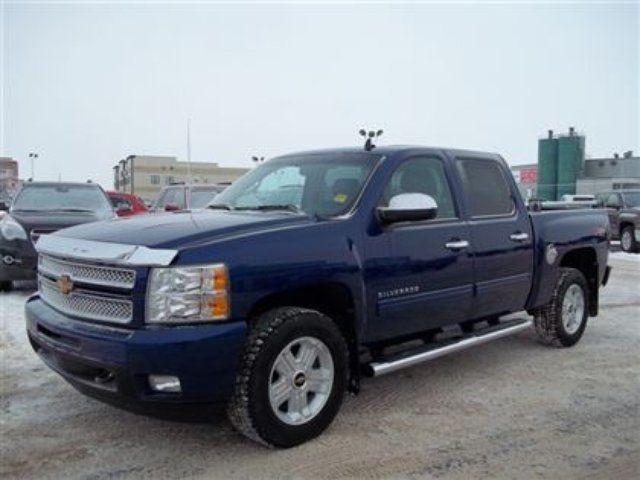 2012 chevrolet silverado 1500 ltz blue schwab buick gmc ltd. Black Bedroom Furniture Sets. Home Design Ideas