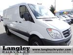 2012 Mercedes-Benz Sprinter 2500 w/ Bluetec Diesel & Keyless Entry in Surrey, British Columbia