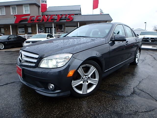 2010 mercedes benz c class c300 4matic leather sunroof for Mercedes benz scarborough