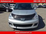 2009 Nissan Versa 1.8 SL Only....$129 bi-weekly - $0 down! in Warman, Saskatchewan