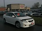 2009 Toyota Corolla S SPORT PKG in Scarborough, Ontario