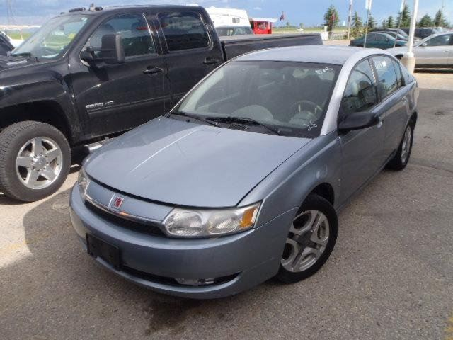 2003 SATURN ION 2 Midlevel 4dr Sedan in Winnipeg, Manitoba