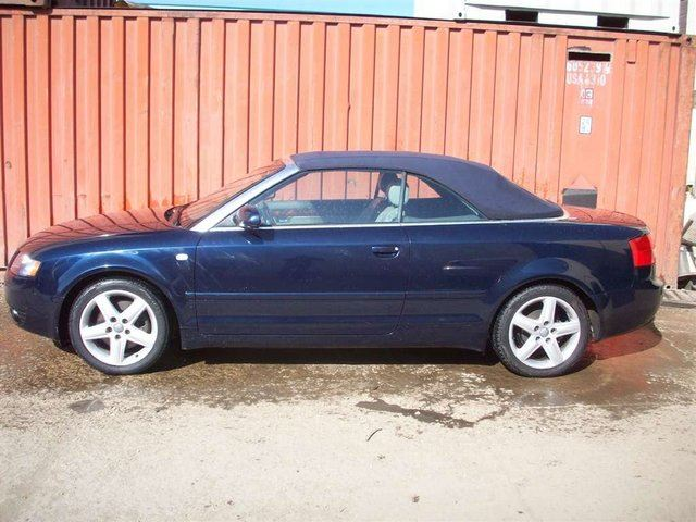 2004 audi a4 3 0 quattro tiptronic cabriolet edmonton. Black Bedroom Furniture Sets. Home Design Ideas