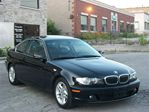 2004 BMW 3 Series 325 i DIRECT FROM BMW EXTENDED POWER TRAIN WARRANTY AVAILABLE UP TO 5 YEARS in North York, Ontario